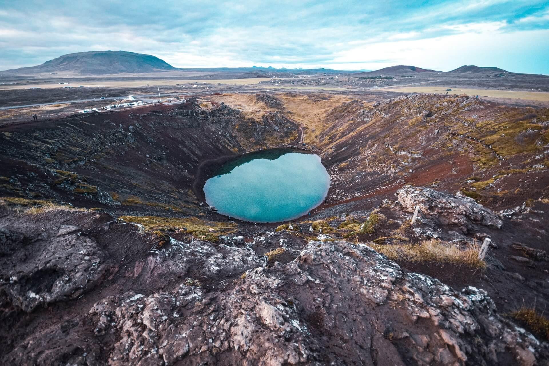 Kerid - Islanda